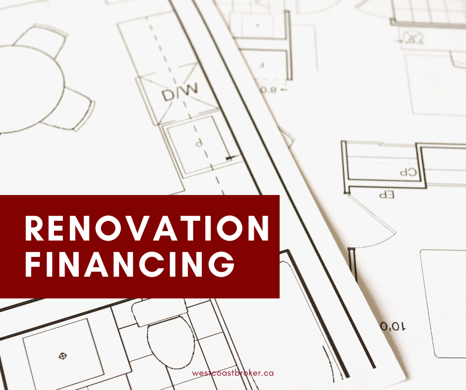 Looking to Renovate - Tap In To Your Homes Equity